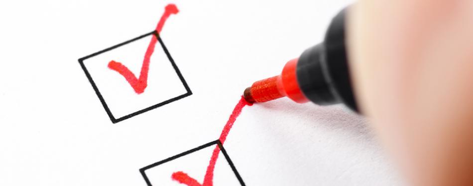 Pre-move Checklist
